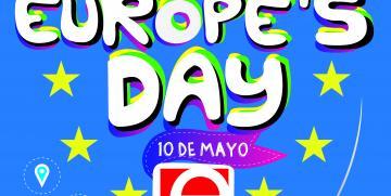 ADAYSS participa en la Feria de Información y Actividades en Alicante en el Europe's Day.