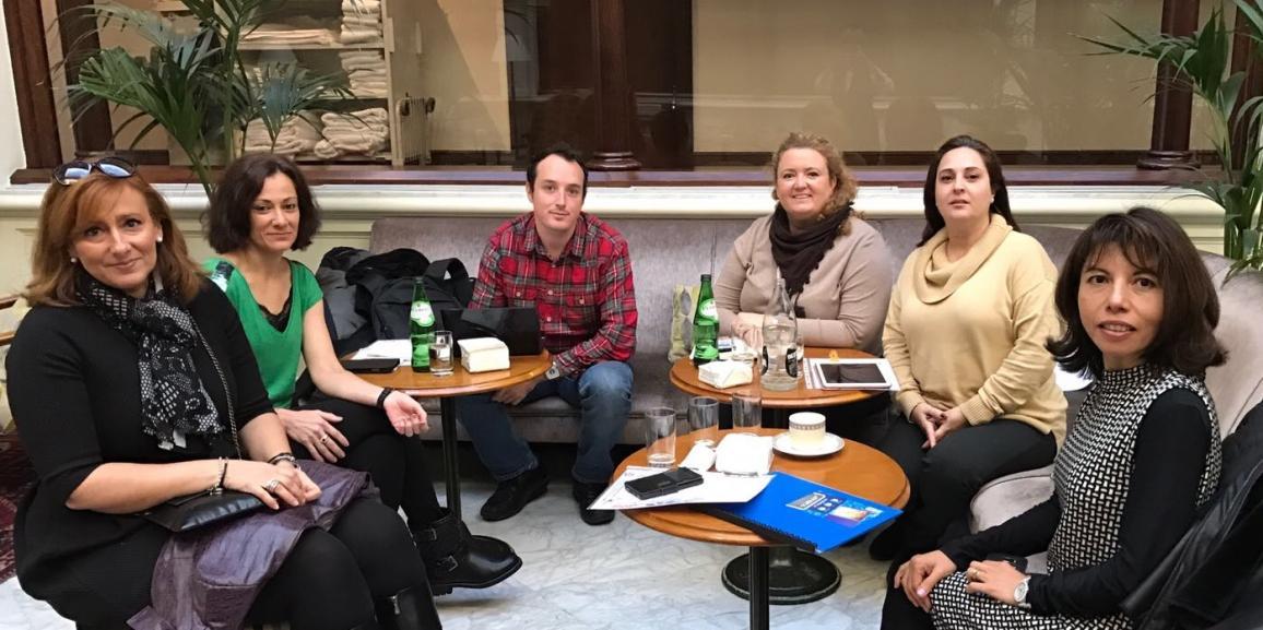 Encuentro en Madrid con Colaboradores