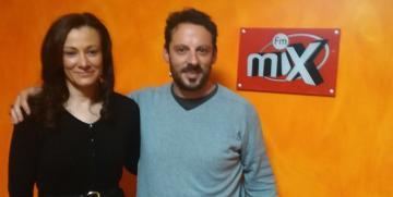 Asistencia de ADAYSS a Radio Mix FM 106.3