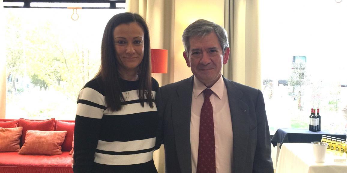 """Cantabria Europa """"30 años del tratado de adhesión de España a al Unión Europea"""""""