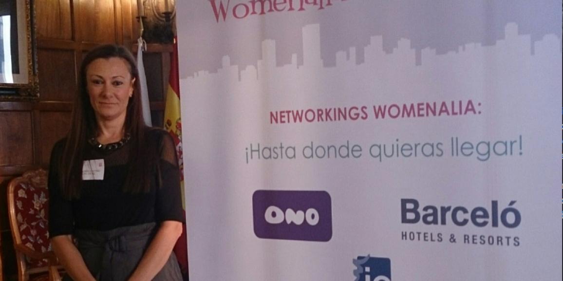Adayss participa en el Networking de Womenalia Celebrado en el Palacio de la Magdalena en Santander